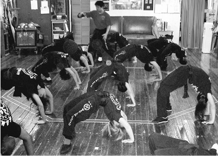 Saturday Morning Youth Class