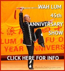 Wah Lum 45th anniversary show info